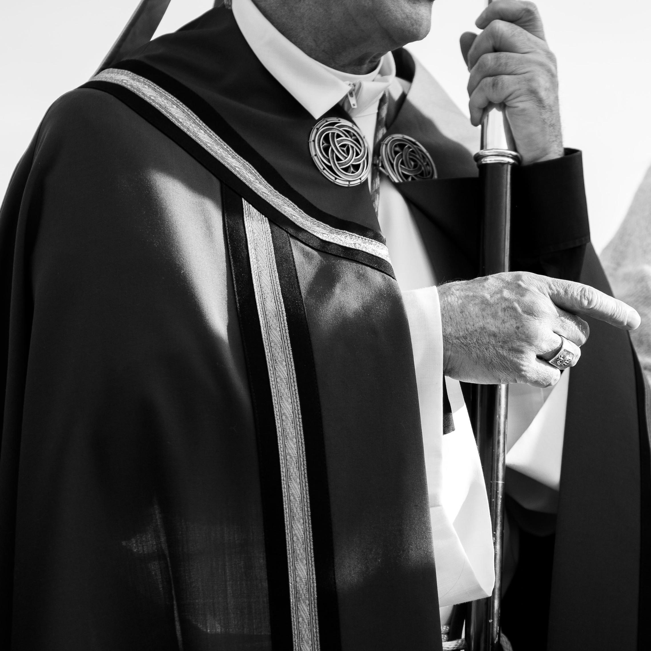 Agenda-driven bishops